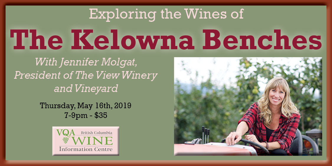 Event Image Kelowna Benches May 16